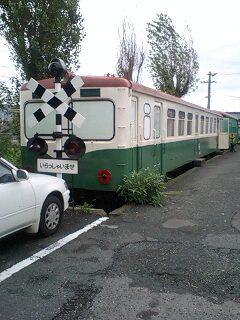 SLレストラン「汽車ポッポ」