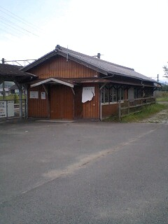 北宇智駅・その1