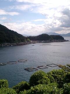 海沿いの風景〜伊根と経ヶ岬