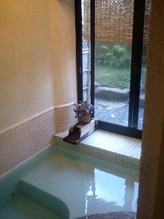 木津温泉の宿