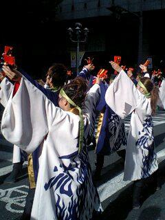 日本ど真ん中祭り