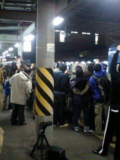 門司駅の光景