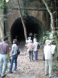 旧中央線・愛岐トンネル群を歩く