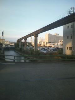姫路モノレール・大将軍駅跡周辺