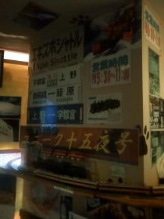 鉄道居酒屋