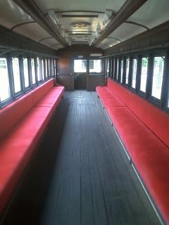 古き良き、懐かしき電車