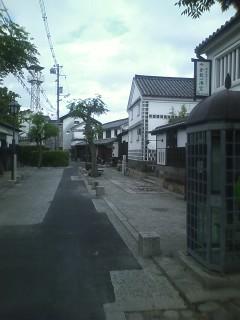 倉敷美観地区散歩