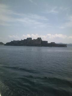 軍艦島探訪