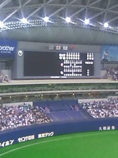 日本シリーズ第6戦、延長15回引き分け