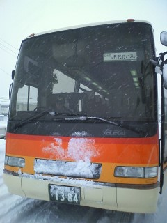 米坂線は代行バス