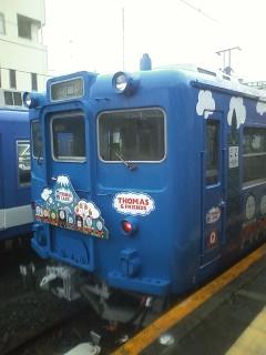 愉快な電車たち