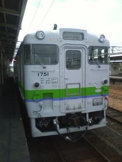 日本最長距離鈍行の旅8時間