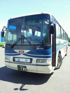 羽幌線代替バス