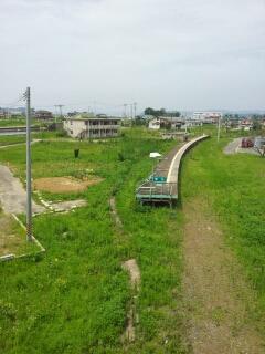 仙石線・東名駅周辺