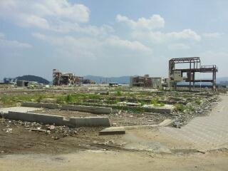 気仙沼線・志津川駅周辺