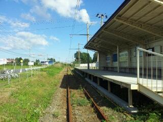 十和田観光電鉄廃線跡