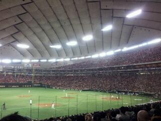 2012日本シリーズ第2戦