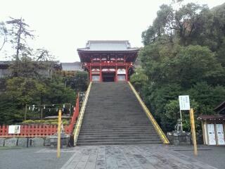 鶴岡八幡宮から江ノ電へ