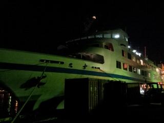博多〜福江・野母商船「太古」の旅