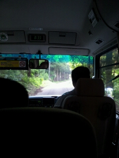 岩泉線代行バス