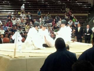 2013大相撲秋場所土俵祭・優勝額授与式