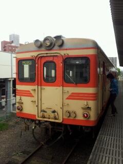 ブライダルトレイン in ひたちなか海浜鉄道