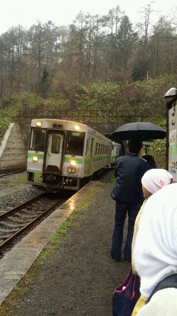 秘境駅・小幌へ