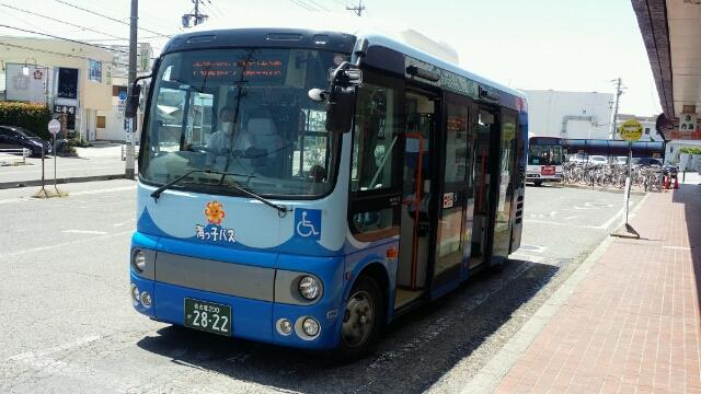 海っ子バスと羽豆岬