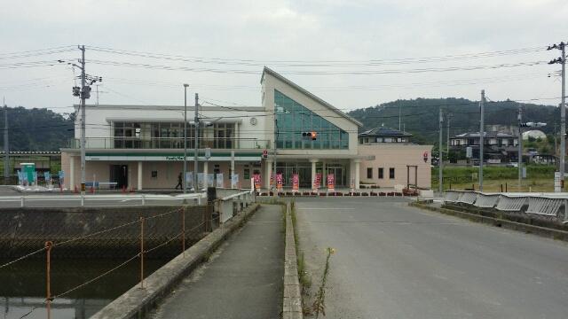 2014年夏 仙石線東名駅・野蒜駅