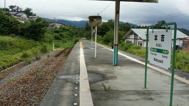 2014年夏・気仙沼線本吉駅・南気仙沼駅・気仙沼駅