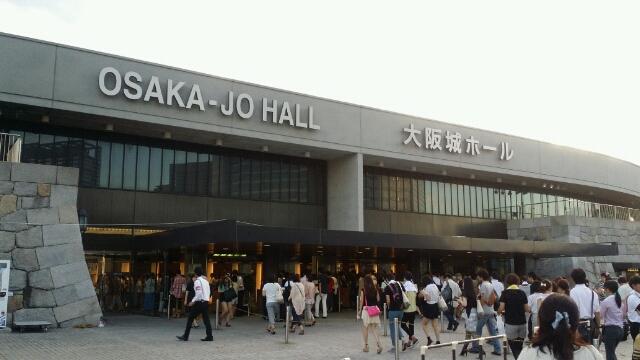 Perfume 5th Tour 2014 ぐるんぐるん in 大阪城ホール