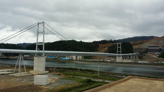 陸前高田市の震災遺構