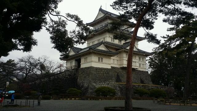 七沢温泉&小田原城