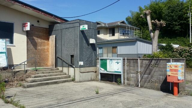 2015年夏・常磐線竜田駅周辺
