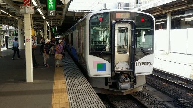 仙石東北ライン・仙石線復旧区間初乗り