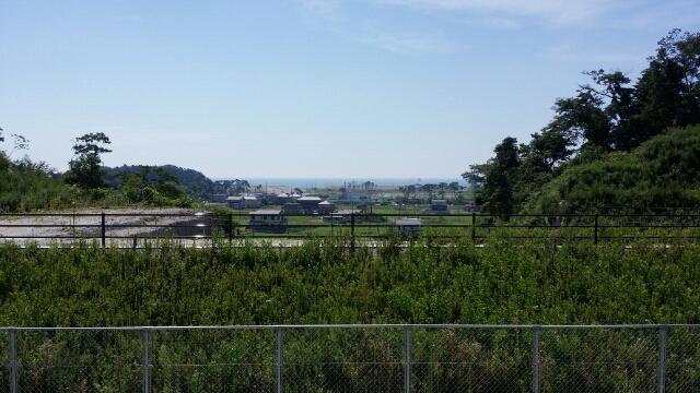 2015年夏 仙石線野蒜駅・東名駅