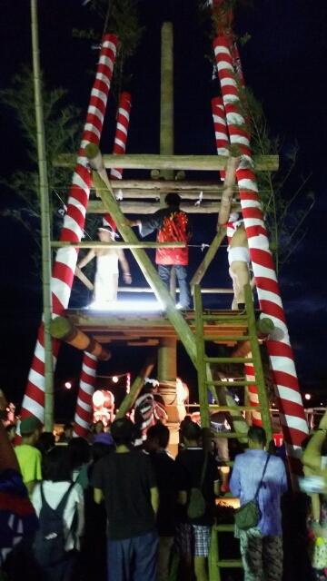 第34回屋久島ご神山祭り