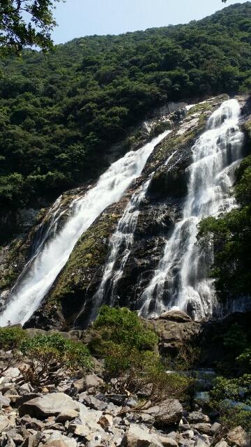再訪・大川の滝