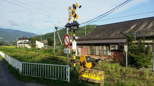 2015年夏 大船渡線陸前高田駅周辺