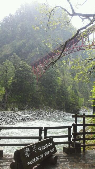 富山、宇奈月からトロッコ列車口開け・北陸GW旅2日目後半から3日目前半